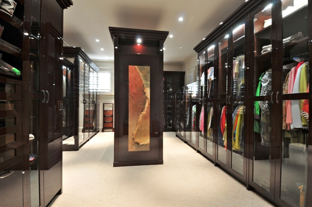 Gallery For gt Luxury Two Story Closet