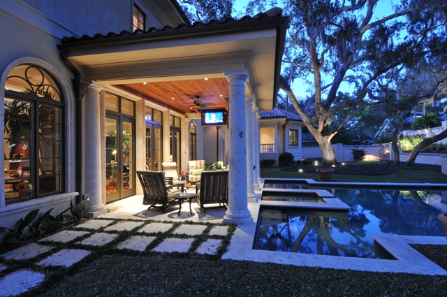 Exterior Patio Design