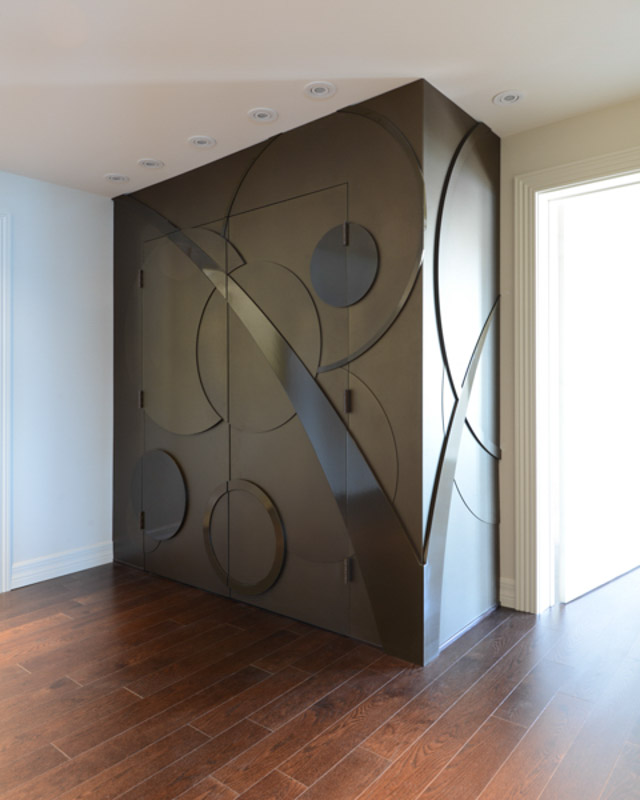 Custom Art Doors