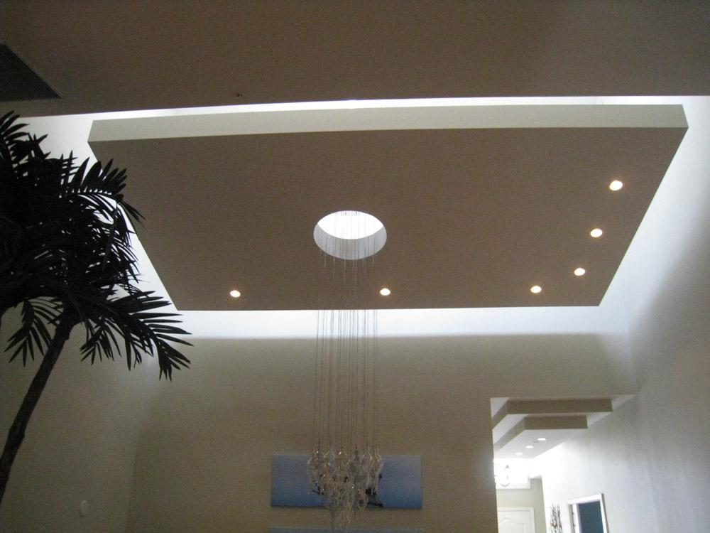 Custom pieces scottsdale interior design for Custom ceiling designs
